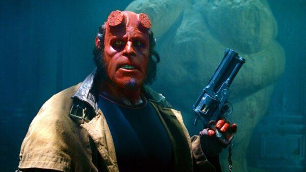 Hellboy Unrated Directors Cut 2004