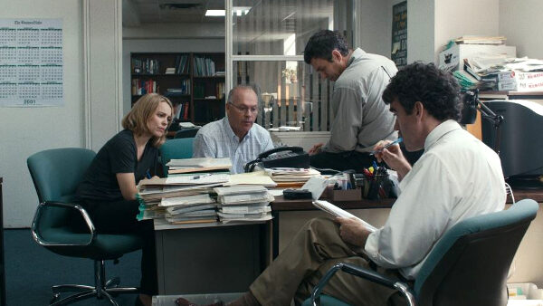 Best Michael Keaton Flick Spotlight 2015