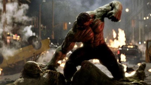 Marvel Cinematic Universe The Incredible Hulk 2008