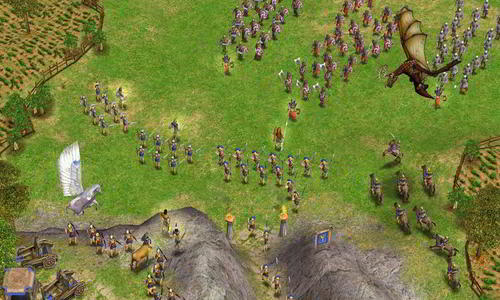 Age of Mythology real time strategy