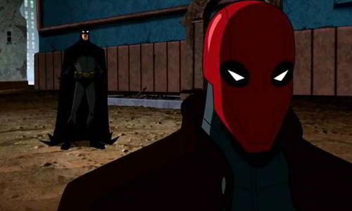 Batman: Under the Red Hood 2010 Best Animated Movie