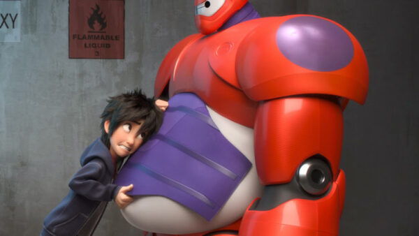 Superhero Movie Big Hero 6
