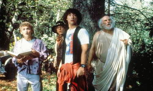 Bill and Ted's Excellent Adventure 1989