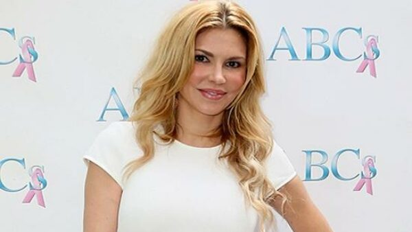 Brandi Glanville posted a profanity filled email