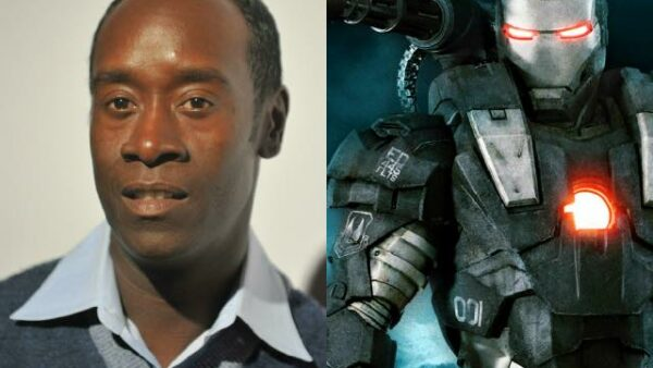 "Don Cheadle as James ""Rhodey"" Rhodes"