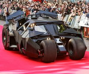 Famous Movie Cars Ever