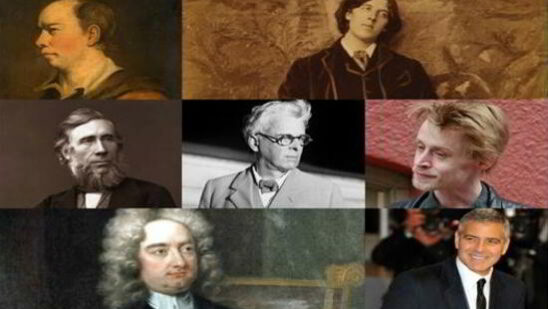 Famous People of Irish Descent