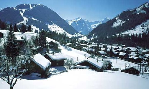 celebs spotted in Gstaad