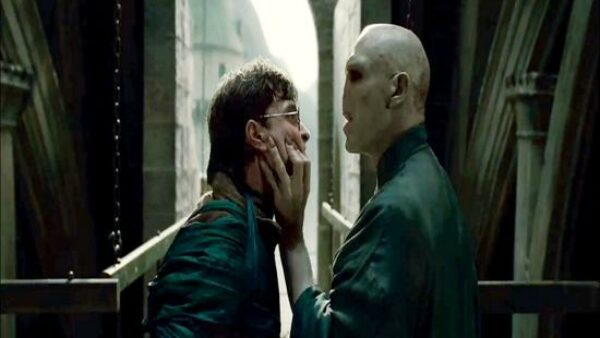 Harry and Voldemort are Related