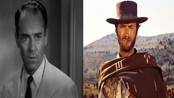 Henry Fonda The Man with No Name
