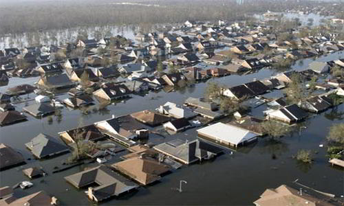 Costliest Hurricanes of all Time Hurricane Katrina