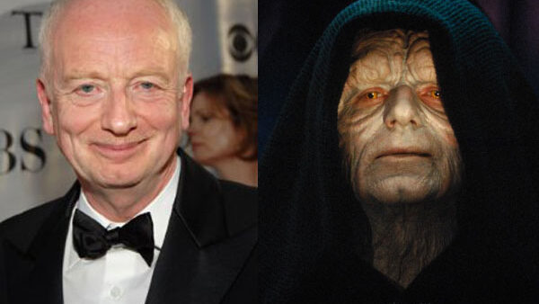 Ian McDiarmid as Darth Sidious