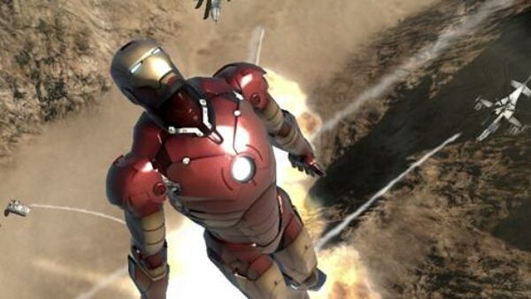 Iron Man Comic Thriller Superhero Film