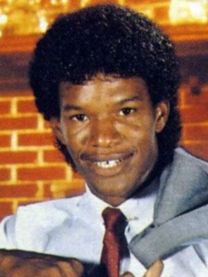 Jamie Foxx High School Pic