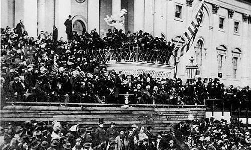John Wilkes Booth attended Lincoln's address