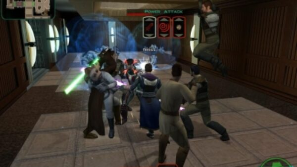 Knights of the Old Republic II The Sith Lords 2004 Game