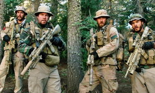 Best Survival Film Lone Survivor 2013