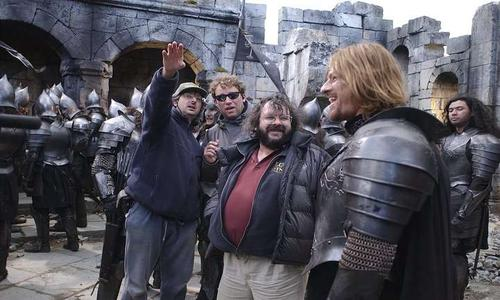 Lord of the Rings shooting