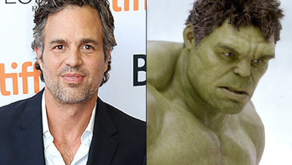 Mark Ruffalo as The Hulk
