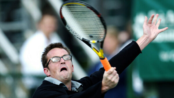 Matthew Perry Tennis