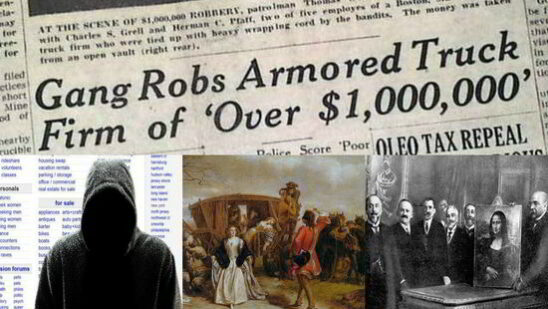 Most Intriguing Robberies Ever Attempted