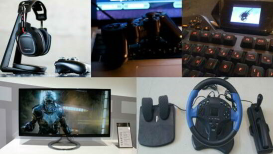 Must Have Accessories For PC Gaming