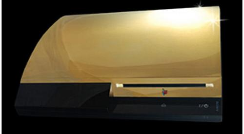 The Golden PS3 Supreme