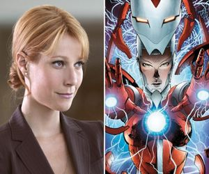 evolution of Pepper Potts