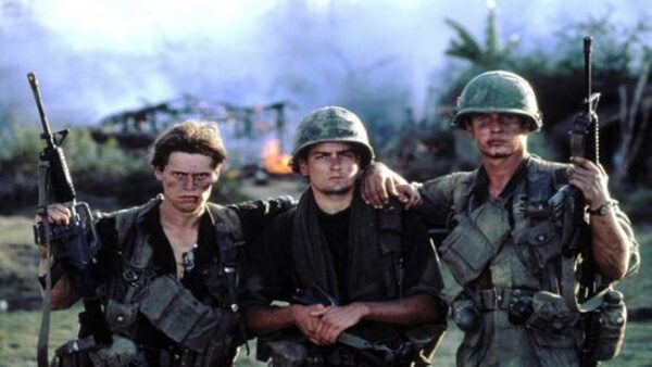 Best War Flick Platoon (1986)