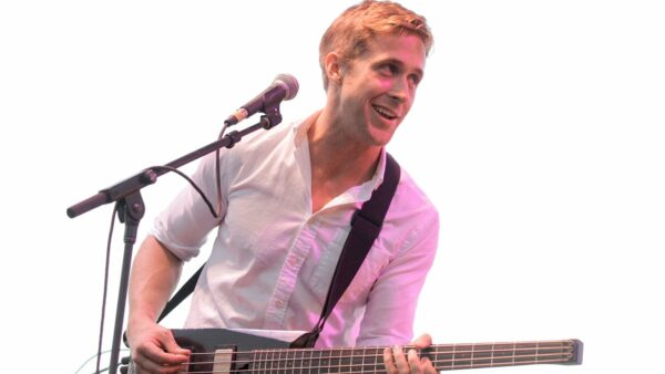 Celebrities Who Play an Instrument Ryan Gosling