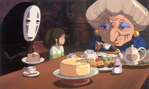Spirited Away 2001 Best Animated Movie