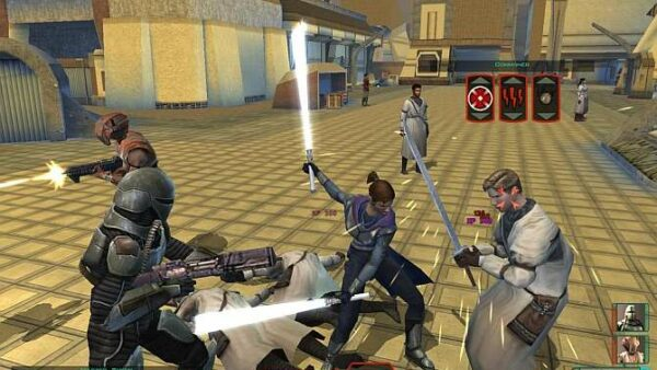 Star Wars: Knights of the Old Republic 2003 Game