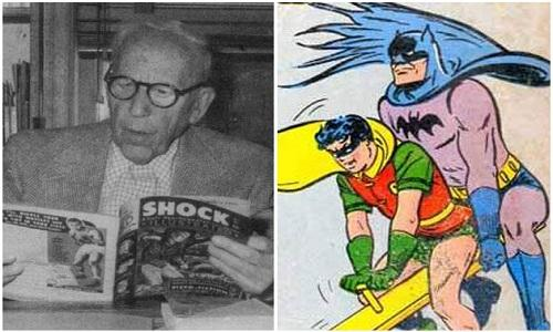Batman was Termed Homosexual by a Psychologist
