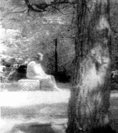 The Ghost of Bachelors Grove Cemetery