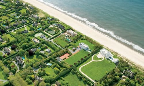 holiday spots in The Hamptons