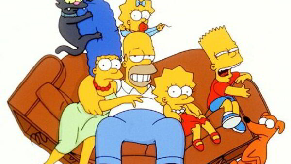 The Simpsons Broke its Couch Tradition One Time