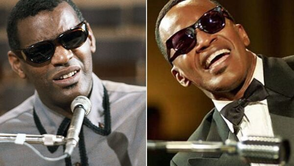 The Singer Jamie Foxx As Ray Charles