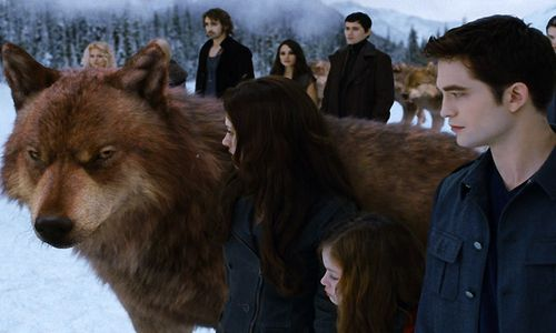 The Twilight Saga Breaking Dawn Part 2 final battle