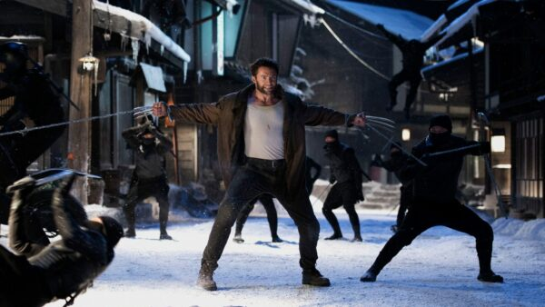 The Wolverine 2013 Movie