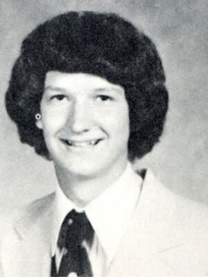 Tim Cook High school Pictures