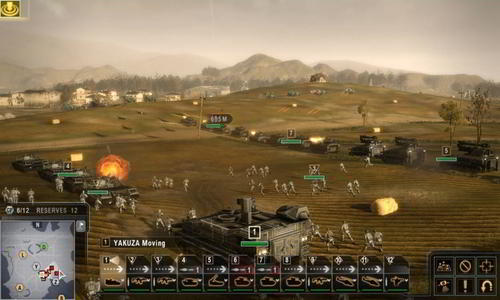 Tom Clancy's End War strategy game