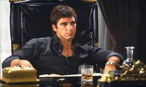 Legendary Boss Tony Montana