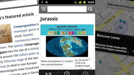 Wikipedia App for Android Announced After SOPA Blackout