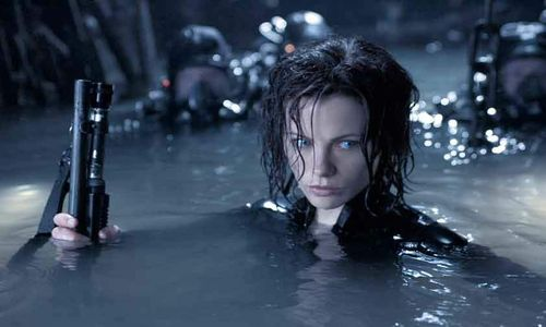 Best Vampire Flick Underworld Evolution