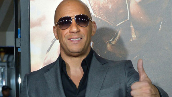 Vin Diesel Video Game Development