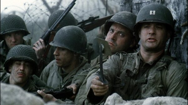 Best War Movie Saving Private Ryan (1998)