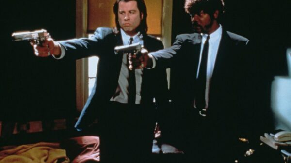 What is in the Briefcase in Pulp Fiction