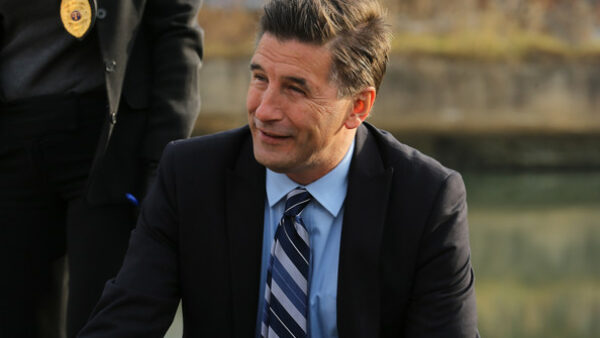 William Baldwin cast as Batman