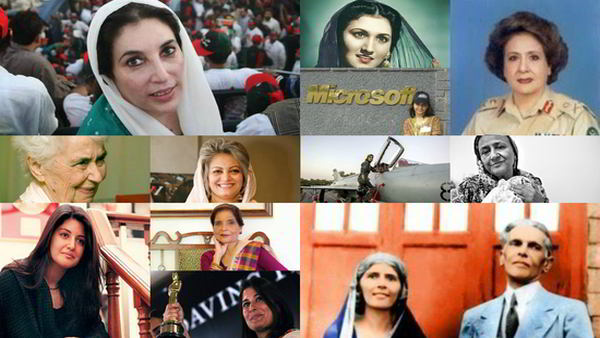 Women That Changed Pakistan Forever