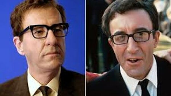 Actor Geoffrey Rush Peter Sellers role